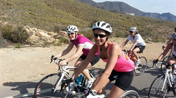 Ladies Fun Ride @ Mojacar mei 2013